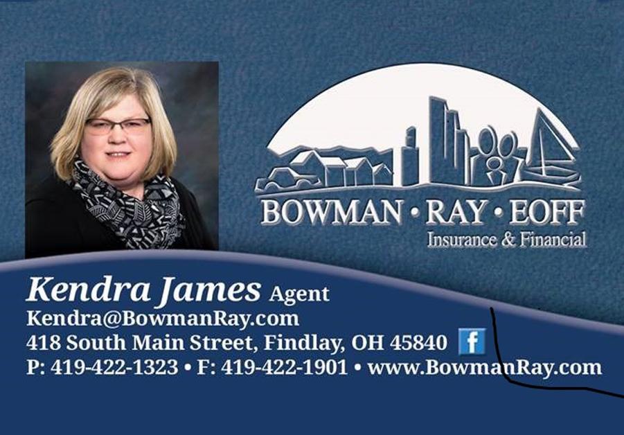 Kendra James, Licensed Insurance Agent