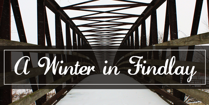 A Winter in Findlay