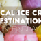 7 Local Ice Cream Destinations in Findlay