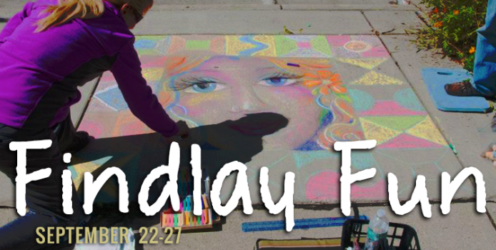Findlay Fun: September 22 – 27