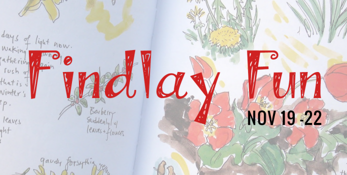 Findlay Fun: November 19 – 22
