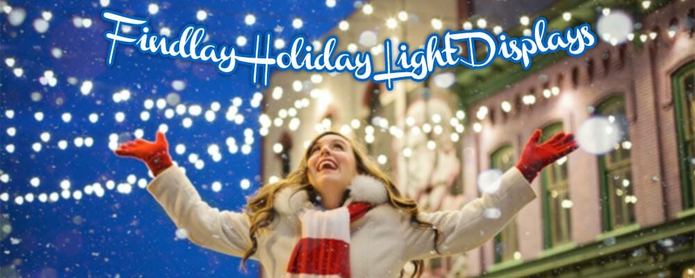 Find Findlay-Hancock County Christmas Light Displays on our mobile map!