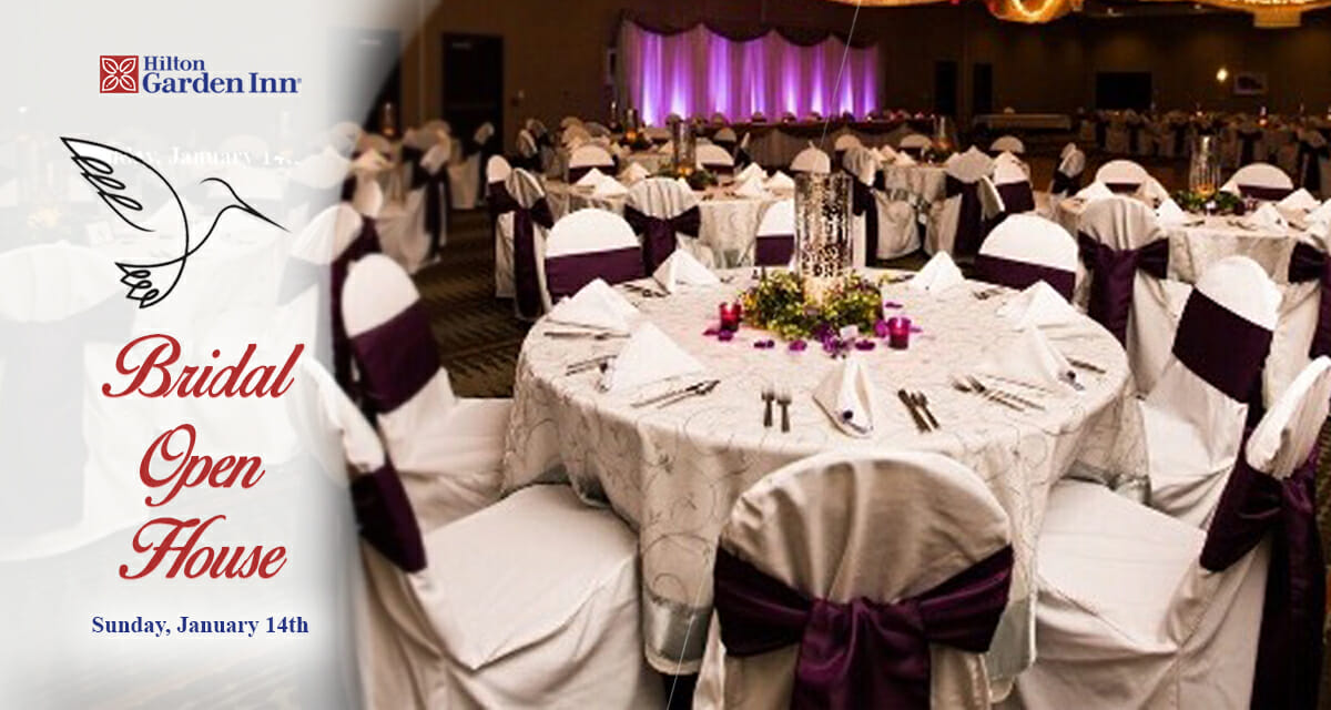 Hilton Garden Inn Bridal Open House Social Findlay