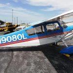 Findlay Ohio Air Expo Airplane
