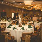 Hilton Garden Inn ballroom