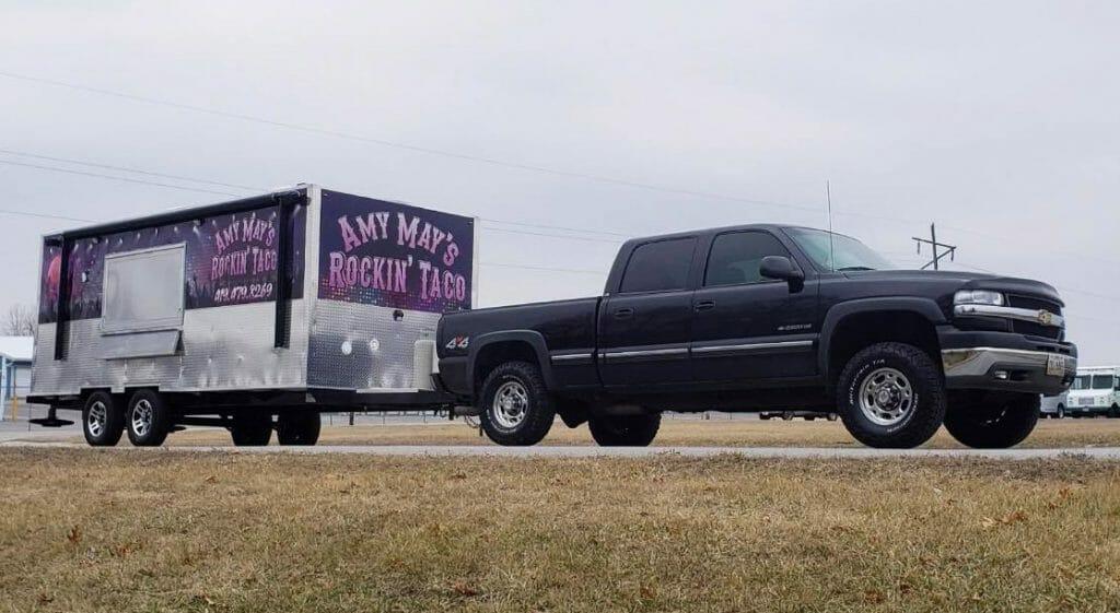 amy may's rockin' taco truck